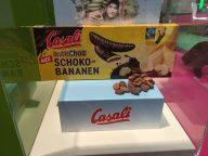 Casali Schokobananen mit Schokoladenfüllung