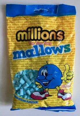 Millions Mallows Bubblegum