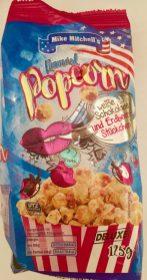 Mike Mitchell's Flavoured Popcorn Erdbeer und Weiße SChokolade