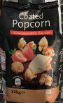 Edeka Coated Popcorn Erdbeer und weiße Schokolade