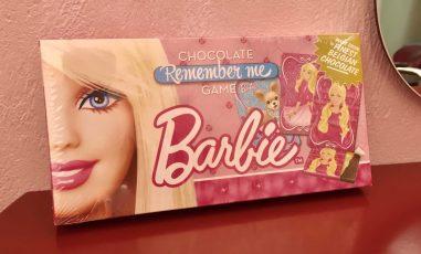 Schokostäbchen Barbie Milchschokolade