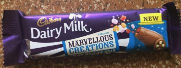 Mondelez Cadbury Dairy Milk Marvellous Creations Rocky Mallow Road