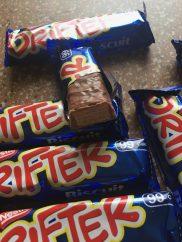 Nestlé Drifter Biscuit Waffelriegel