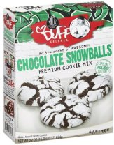 Gartner Studios Duff Goldman Chocolate Snowballs Premium Cookie Mix 624G