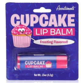 Lecker: dieser blau-rote Lippenstift hat den Geschmack von Cupcakes...