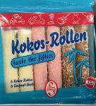 Salzburg Schokolade Kokos-Rollen Österreich
