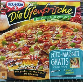 Dr Oetker Die Ofenfrische Magnet Gratis