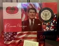 Jelly Belly Sonderedition zum 100 Geburtstag von Ronald Reagan 2011