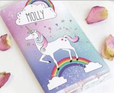 Einhorn-Schokolade Molly