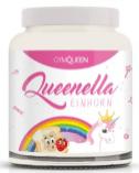 GymQueen Queenella EINHORN Brotaufstrich Molkenprotein mit Mini-Erdbeerstückchen