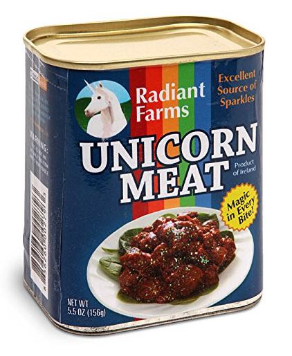 UNICORN MEAT Radiant Farms