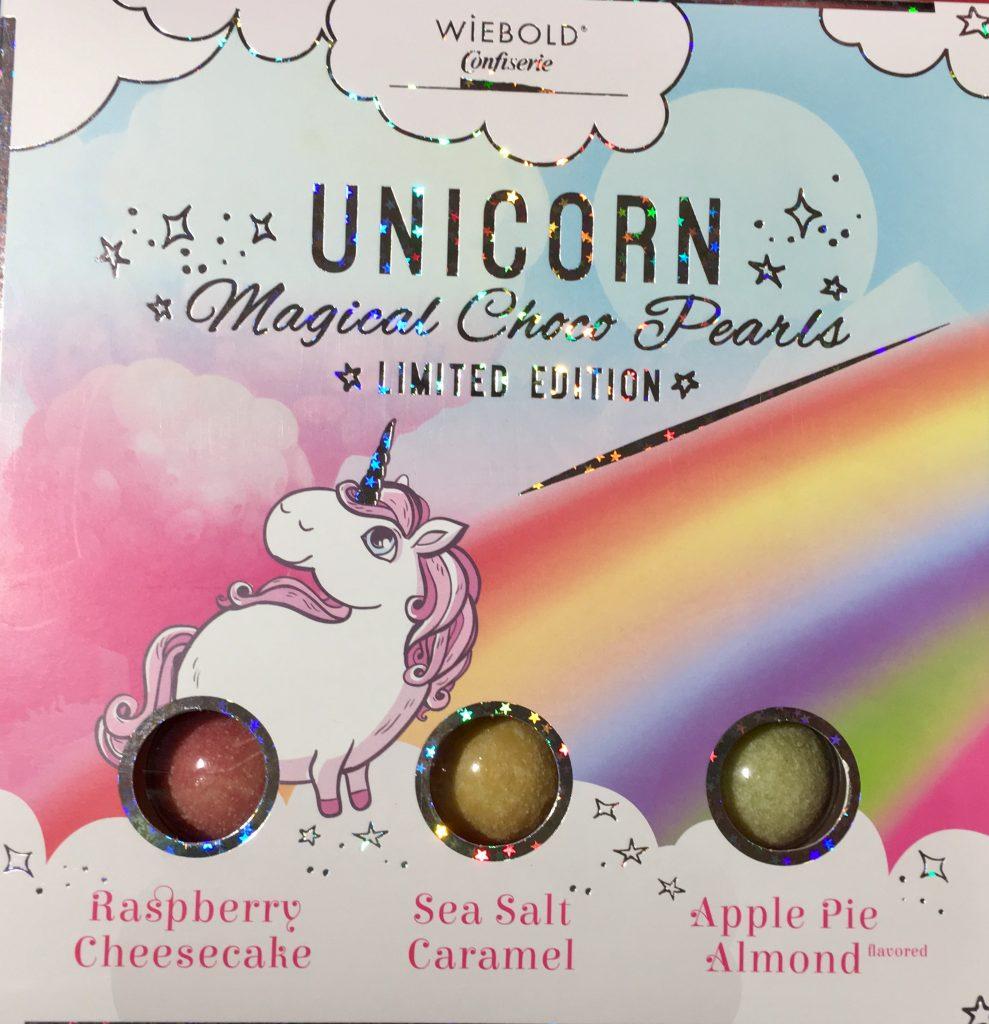 Unicorn Pralinen