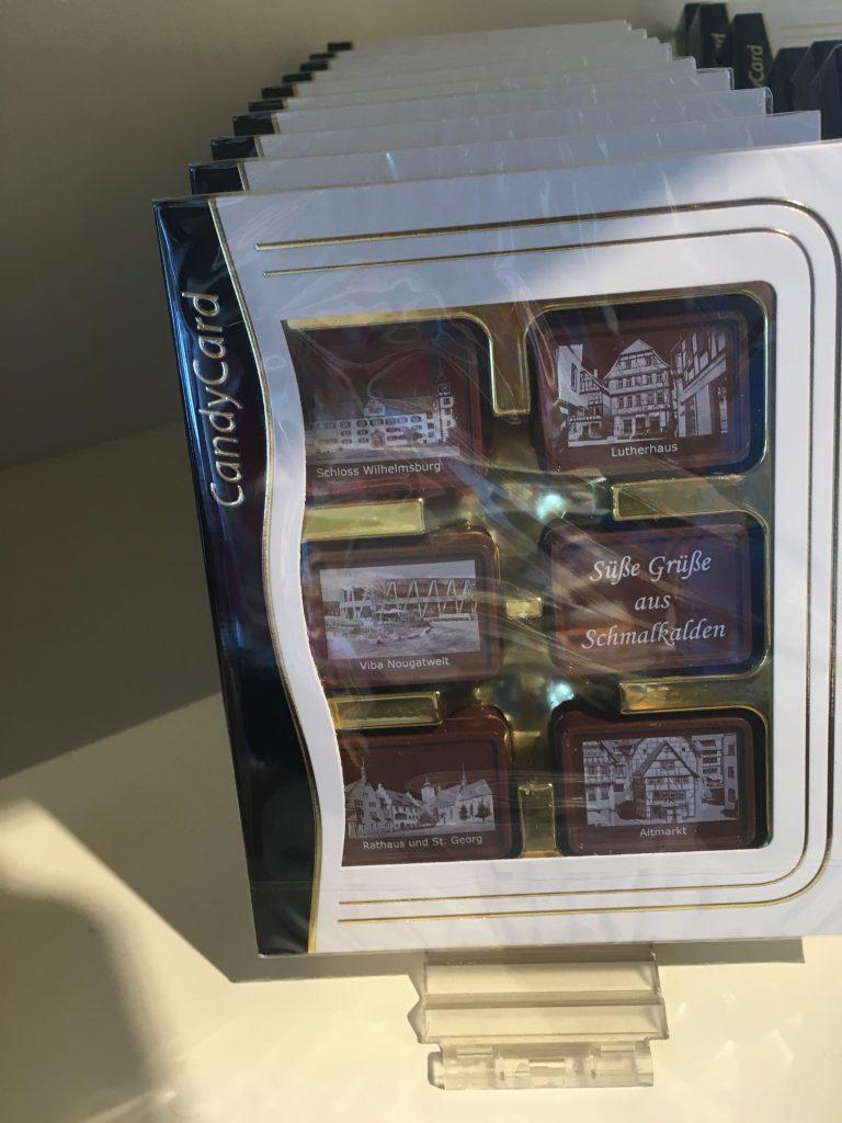 Viba Candy Cards Schmalkalden