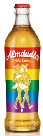"Neu: Limitierte Almdudler Original ""Pride"" Edition"