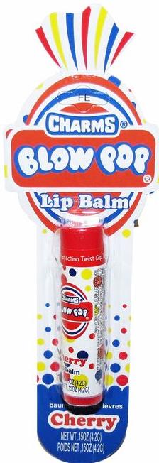 Blow Pop Chapstick Lipbalm
