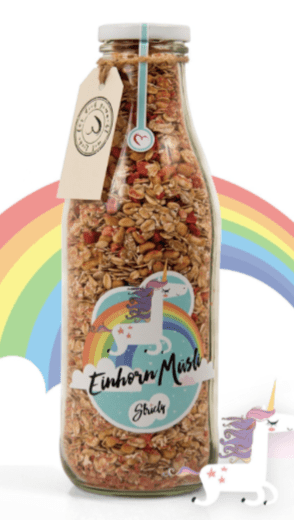 Strictly Einhorn Müsli