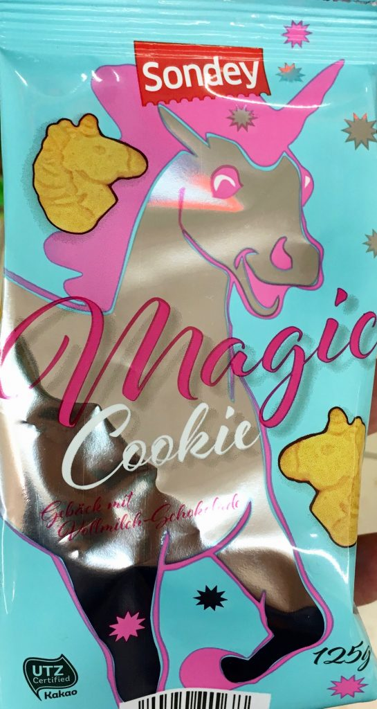 Magic Cookie Unicorn Sondey Lidl