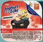 Müller Joghurt mit der Ecke Folie