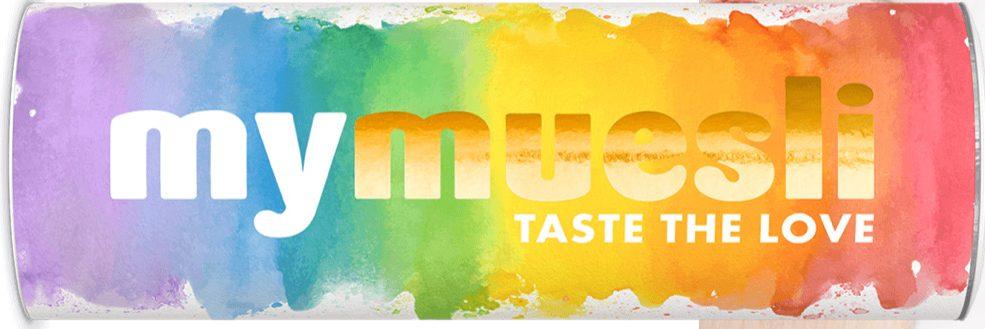 Gay Pride: Diese Süßigkeiten tragen Regenbogenfarben