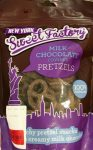 NY Sweetfactory Chocolate Pretzels