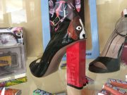 PEZ Spender Schuh