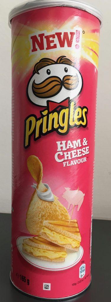 Pringles Ham+Cheese