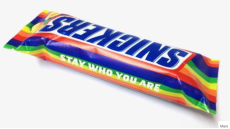 Snickers Pride Rainbow