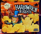 Lidl Halloween Chicken Nuggets