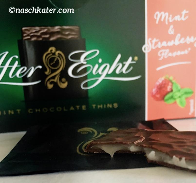 Nestle After Eight Sonderedition Erdbeere