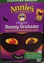 Annies Bunny Grahams Halloween