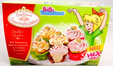 Coppenrath+Wiese Bibi Blocksberg Muffins