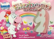 Cristallo Einhorn Eiscreme Netto
