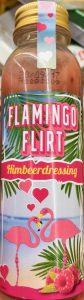 Flamingo Flirt Himbeer Salatdressing