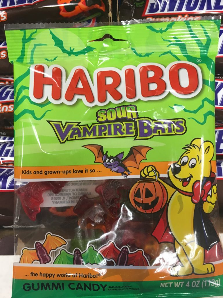 Haribo Sour Vampire Bits