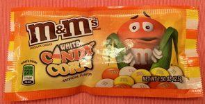 M+M Candy Corn
