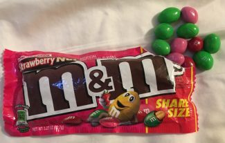 M+M Strawberry