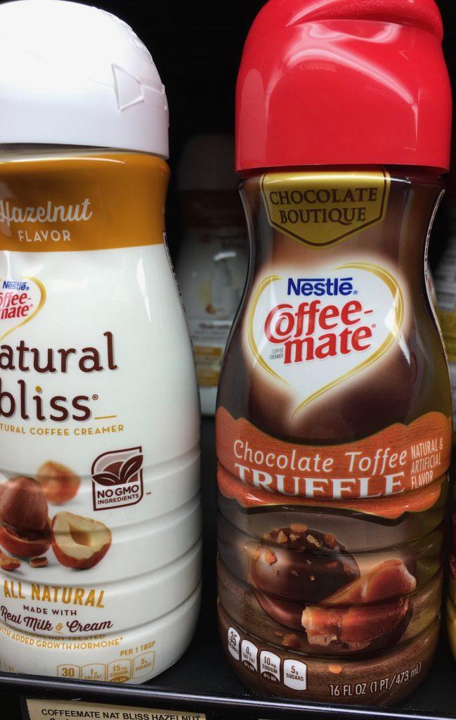 Nestle Coffeemate Chocolate Toffee Truffle