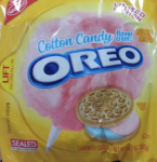 Oreo Cotton Candy