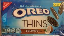 Oreo dünn Coconut