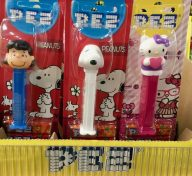 PEZ Spender Peanuts Hello Kitty