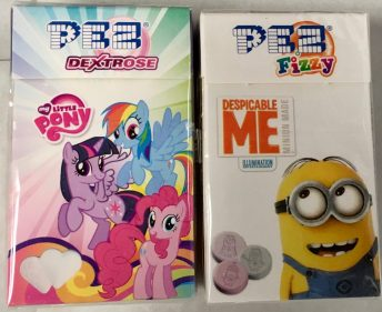 PEZ Spender Little Pony Minion Lose Bonbons