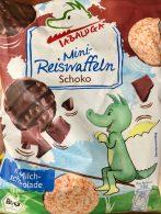 Tabaluga Schoko-Reiswaffeln Bio
