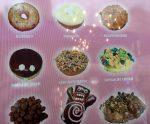 Voodoo Doughnuts Portland Auswahl