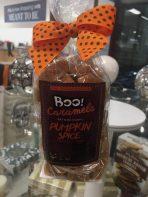 Boo Caramels Pumpkin Spice Halloween