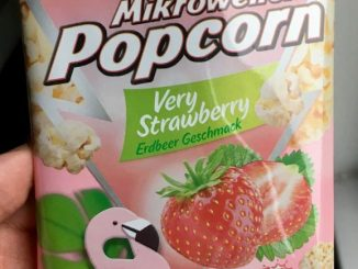 Chio Mikrowellen Popcorn Very Strawberry Flamingo