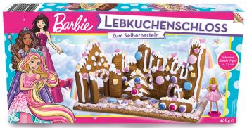 Barbie Lebkuchenschloss