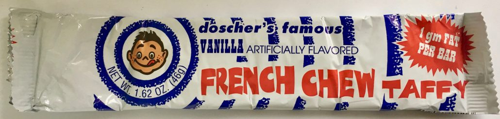 Doscher's Famous French Chew Taffy Vanilla