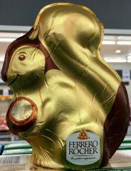 Ferrero Rocher Eichhörnchen Hohlfigur