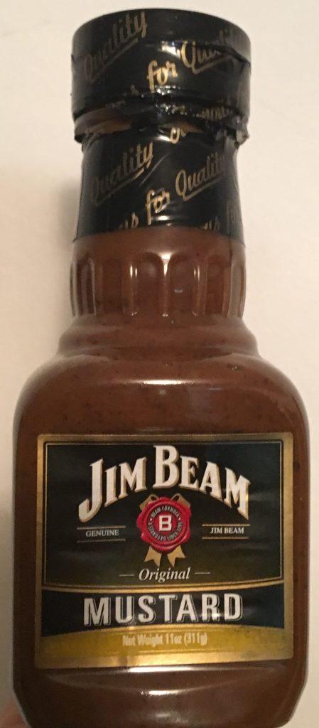 Jim Beam Mustard