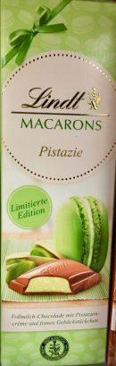 Lindt Macarons Pistazie